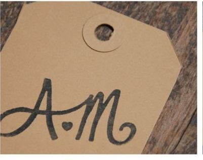 Stempel initialen