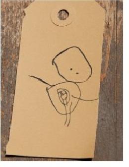 Stempel van een tekening laten maken